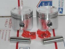 Norton COMMANDO +40 Pistons with Pins Circlips 750 1968 1969 1970 1971 1972 1973