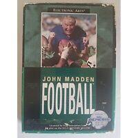 John Madden Football [Sega Genesis] [Cartridge Only]