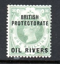 Nigeria Oil Rivers 1892 1/- mint