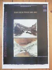 Original Poster Photography of John Muir Wood 1988