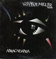 Steve Miller Band Vinyl LP Capitol Records,1982, ST-12216, Abracadabra ~ NM- !