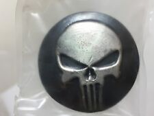 YPS 3oz .999 Yeager's Poured Silver PUNISHER High Relief Round ***Mintage 100***