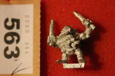 Games Workshop WARHAMMER lunga drong Nano Slayer Pirati Figura Metallo NANI un