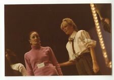 Jacqueline de Ribes & Linda Evans - Original Vintage Photo by Peter Warrack