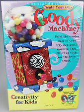 New Create Your Own Goody/Gumball Machine
