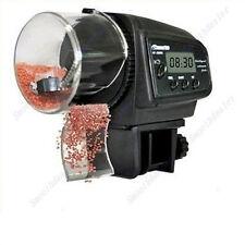 Automatic Fish Food Feeder Digital LCD Auto Timer Pet Aquarium Tank Pond Tank