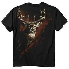 Buck Wear Deer Elements Men's Hunting T-Shirt
