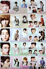 "SHINEE ""COLLAGE OF CANDID PHOTOS"" ASIAN POSTER - K-pop Music, Korean Boy Band"