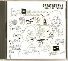Great Adventure - Great & Funky (CD 2005) NEW Japanese Import