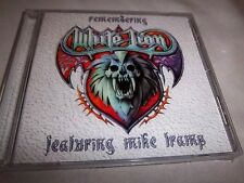 WHITE LION (FEATURING MIKE TRAMP)-REMEMBERING WHITE LION-CLPO719-2 NEW SEALED CD