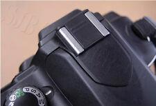 Universal Black Rigid Plastic Hot-Shoe Protector for Canon Nikon Camera BS-1