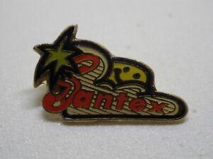 Anstecknadel Vintage Anstecker Sammler Anstecknadel Werbung Santex Paket PI071