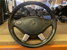 MERCEDES BENZ VITO VIANO W639 STEERING WHEEL WITH AIRBAG  LEATHER!!