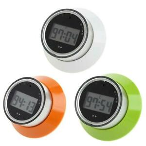 Portable Digital LCD Timer Magnetic Clock Magnet Countdown Alarm Kitchen Tool