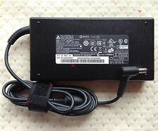 Original OEM 120W 19.5V 6.15A AC Adapter for Clevo N151SC Entertainment Notebook