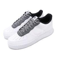 Nike Air Force 1 07 LV8 4 White Black Grey Mens AF1 Lifestyle Shoes CK4363-100