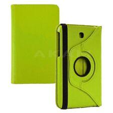 Piel Artificial Smart Rotación 360º Funda Samsung Galaxy Tab 3 T210 P3200 7inch