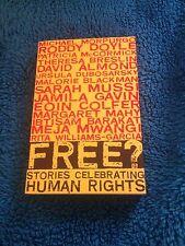 AMNESTY INTERNATIONAL. FREE? HUMAN RIGHTS. 9781406318302