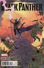 Black Panther #11 Comic Book 2017 - Marvel