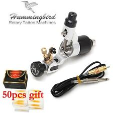 TATTOOMASCHINE Rotary Tattoo Gun Swiss Motor Hummingbird Chinch Cord Cable S
