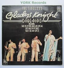 GLADYS KNIGHT & THE PIPS - The Fabulous .... - Excellent Con LP Record MFP 50304