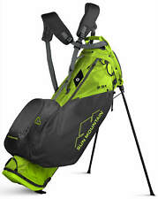 Sun Mountain 2.5+ 14-Way Golf Stand Bag Rush Green/Black 2020 New