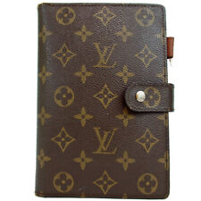 Authentic Louis Vuitton M20006 Monogram Agenda Gm Notebook cover Pvc[Used]