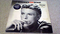DAVID BOWIE CHANGESONEBOWIE RCA Victor 1st UK LP 1976 A-7 B-2