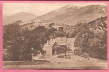 British Camp and Malvern Hills, Worcestershire postcard. Tilley's Series.
