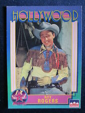 Trading Card  Hollywood Starline  No.140   Roy Rogers