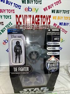 Star Wars Tie Fighter, A New Hope, Saga Collection Factory Sealed Kenner