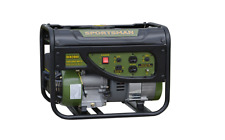 Sportsman Gasoline 2000 Watts Starting Portable Generator Gas Power Emergency