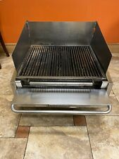 Magikitchn Apl 630 H Natural Gas Countertop Radiant Charbroiler 30 Used Grill