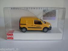 Busch 50606, MB CITAN FURGONE» Deutsche Post «, H0 modello auto 1:87