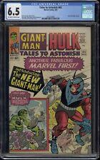 1965 Marvel Comics Tales to Astonish Issue #65 New Giant-Man Costume! CGC 6.5