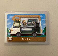 Raddle #28 *Authentic* Animal Crossing Amiibo Card | NEW | JPN Version |