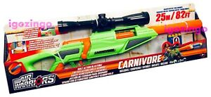 AIR WARRIORS CARNIVORE BOLT ACTION BLASTING! Up To 82 Feet - BRAND NEW!!!