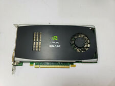 Nvidia Quadro FX 1800 768MB Graphic Card 2xDP & DVI 508284-001  TESTED