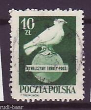 Polen Nr.  560   gest.  Friedenskongreß