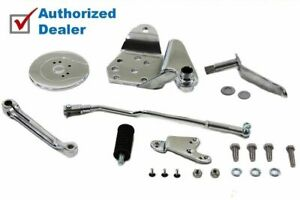 Complete Chrome Forward Control Shift Kit 1952-1978 Harley Panhead & Shovelhead