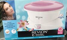 Brand New! Revlon Spa Mositure Stay. Quick Heat Paraffin Bath For Smoother Skin.