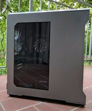 Silent Gamer PC, Intel Core i5-6600K, 16GB XMP RAM, AMD RX 550, 500GB SSD