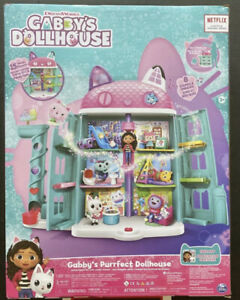 Netflix GABBY'S PURRFECT DOLLHOUSE July Dreamworks Spin Master NEW  - IN HAND 🔥