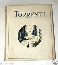 Torrents Desmarest litografías Hoffer autografiado numerado 1948 Edition
