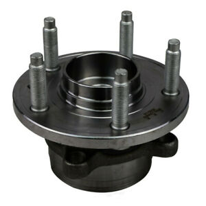 Wheel Bearing and Hub Assembly-AWD Front,Rear CRS Automotive Parts NT512460