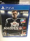 Madden NFL 18 2K18 2018 USED (Sony PlayStation 4, 2017) PS4