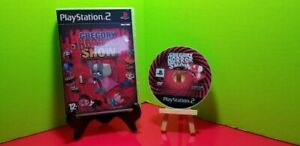 Gregory Horror Show Replacement Case / Disc PS2