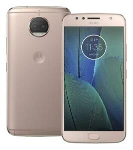 Motorola Moto G5s Plus XT1803 Blush Gold Android Smartphone Special Edition