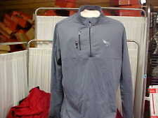 Charlotte Hornets 2015 Team Issued Gray Adidas Golf Pullover Jacket Size: 3XLT