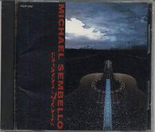 MICHAEL SEMBELLO Caravan Of Dreams JAPAN Only CD 1992 AOR RARE!